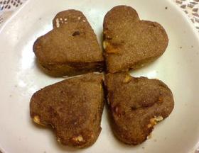 砂糖いらず!ココア風味のキャロブクッキー
