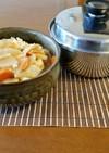 アムウェイの鍋で…簡単けんちょう(甘口)