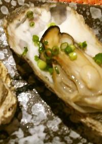 殻付き牡蠣は電子レンジでチン