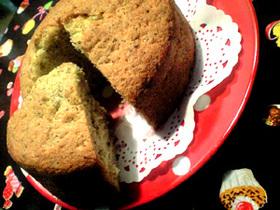 ふんわり香る*紅茶のケーキ