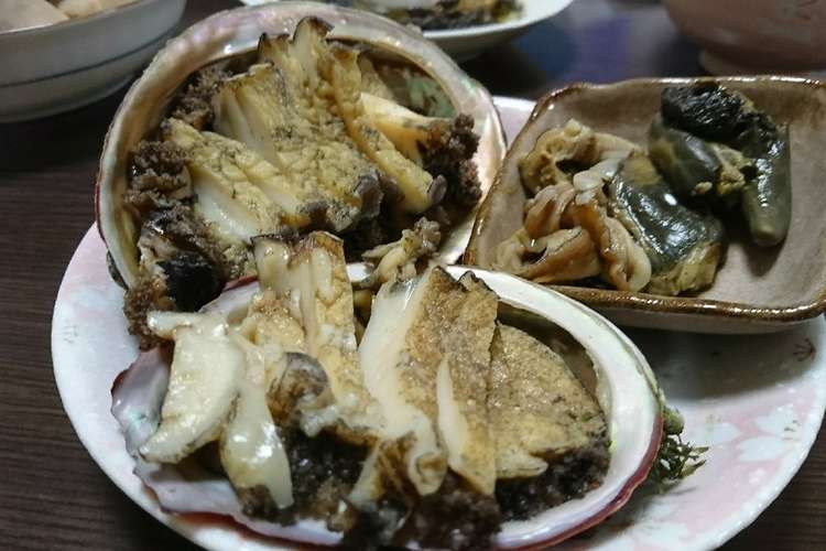 蒸し アワビ 酒 アワビ/鮑/あわびの目利きと料理:旬の魚介百科