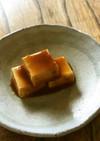 クリームチーズのよっちゃん漬け
