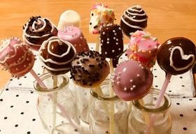 みんなで作ろうロリポップケーキ By Marbleマーブル クックパッド