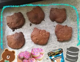 小腹すいたら簡単クッキー