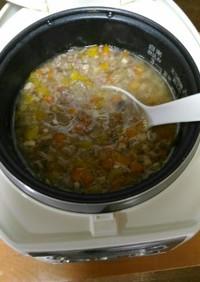 炊飯器で簡単!野菜たっぷり1歳児離乳食