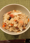 ほっき貝の炊き込みご飯