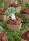 野菜のアイシングクッキー