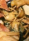 サムライ特製牡蠣ふっくらバター醤油炒め❤
