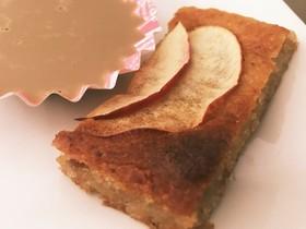 卵乳不使用!りんごのケーキ