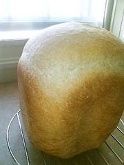 HBで❤全粒粉食パンの写真