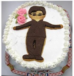 リ・デザイン「ザビエルおからケーキ」