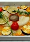 ベジ大使賞☆まるまる野菜のホットサラダ