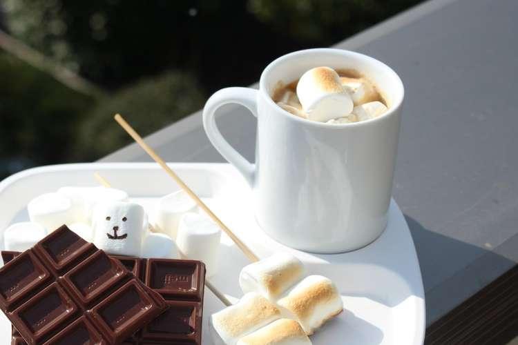 チョコレート ホット 劇評「ホットチョコレート」