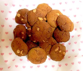 「節分豆 チョコクッキー」の画像検索結果