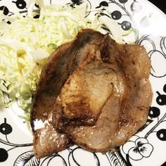 奈良漬けの麹再利用★豚ロースの一夜漬け
