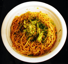 スパイシーUFO☆インスタント食品を減塩