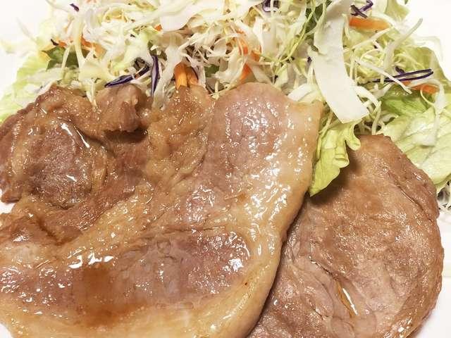 豚 肩 ロース ステーキ