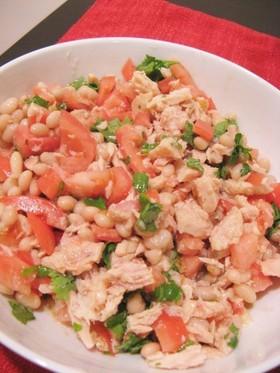 Beans Salad (白マメサラダ)