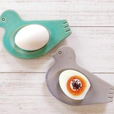 ゆで卵に♡ゆかりマヨ
