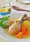 トルコ料理☆骨付き肉のほくほくポトフ