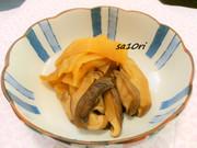 椎茸とかんぴょう煮!巻き・ちらし寿司に!の写真