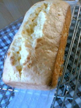 +++クリームチーズパウンドケーキ+++