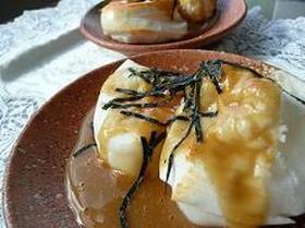 玄米しょうゆ餅