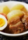 豚バラの塩角煮