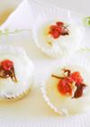 ふんわり☆桜の米粉蒸しまんじゅう