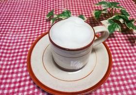 珈琲に♪ふわもこミルク(カフェクレーム)