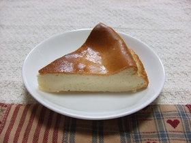 簡単☆ヘルシー☆美味しいチーズケーキ
