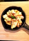 トースターで♪焼きリンゴ&メープルチーズ