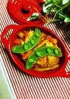 低糖質!ささみと根菜のトマト煮