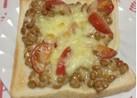 朝から健康♪洋風納豆トースト