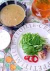 レンズ豆と雑穀スープ 低糖質メニュー