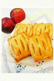 簡単アップルパイの写真