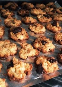 簡単☆おからのドロップクッキー