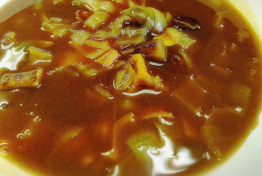☆乾燥野菜deカレースープ