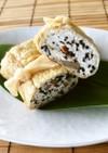 ひじきと豆腐の信田巻(精進料理)