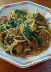 町の中華食堂のレバニラ炒め