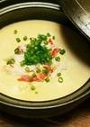 凪のお暇?土鍋茶碗蒸し +卵料理の割合