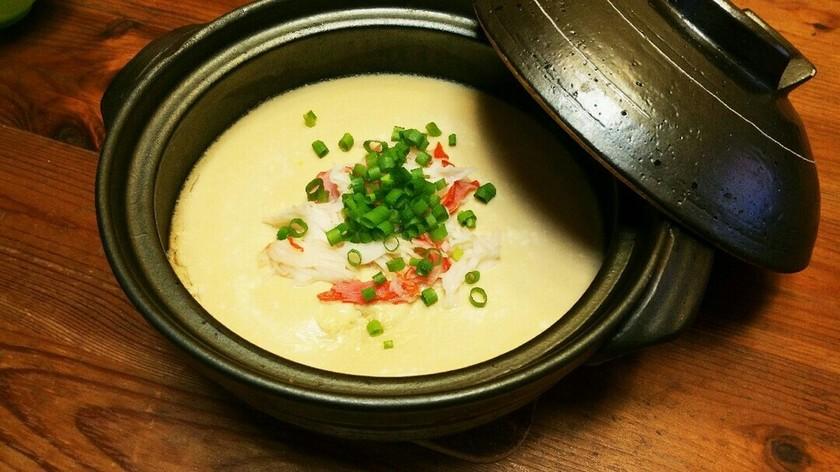 レンチン土鍋茶碗蒸し +卵料理の割合