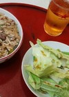 ツァンイントゥ丼(血管ダイエット1202