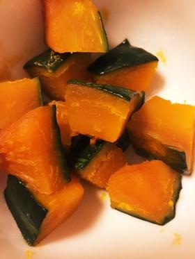お弁当・あと一品に!時短でかぼちゃの煮物