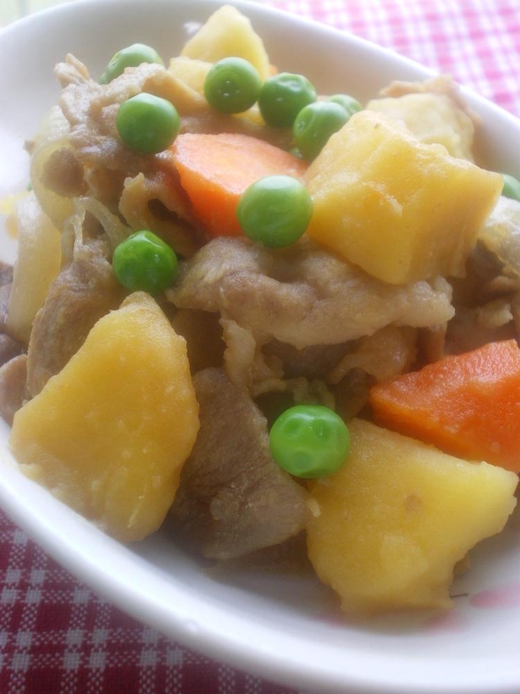 ◆煮崩れなし!ほっくほく 肉じゃが◆