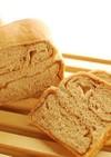 きな粉×きな粉はちみつ☆食パン