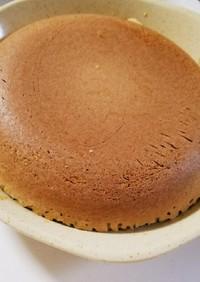 簡単☆炊飯器で抹茶のケーキ (HM使用)