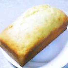 練乳パウンドケーキ