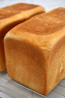 我家の角食パン