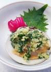 新ひな祭りハマグリのニンニクバター焼き